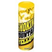 Дым желтый 30 сек. h -115 мм, 5 шт