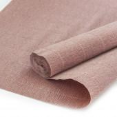 Упаковочная гофрированная бумага (0,5*2,5 м) Бежевый, 1 шт.