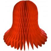 Колокол, Красный (12''/30 см) 1 шт.