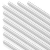 Палочки из пищевого пластика для шаров и сахарной ваты, Белый, 100 шт.