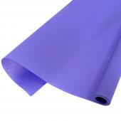 Упаковочная бумага, Пергамент (0,5*10 м) Фиолетовый, 1 шт.