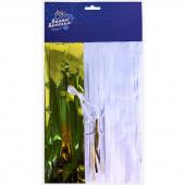 Гирлянда Тассел, Золото/Белый, 35*12 см, 10 листов