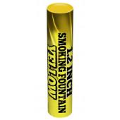 Дым желтый 60 сек. h -170 мм, 5 шт
