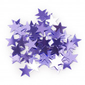Конфетти Звезды, Сиреневый, 17 гр