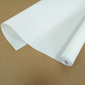 Упаковочная бумага, Пергамент (0,5*10 м) Белый, 1 шт.