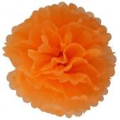 Помпон, Оранжевый (16''/41 см) 1 шт.
