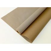 Упаковочная бумага, Крафт 70гр (0,7*10 м) Экошик, Белый, 1 шт.