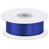 Лента атласная (5 см*22,85 м) Синий, 1 шт.
