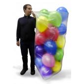 Пакет для транспортировки шаров, 1*1,65 м, 25 шт.