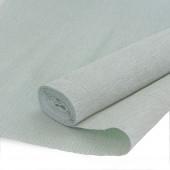 Упаковочная гофрированная бумага (0,5*2,5 м) Мятный, 1 шт.