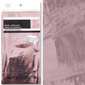 Скатерть, Сиреневый, Металлик, 137*183 см, 1 шт.