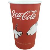 Стаканы (330 мл) Coca-Cola, Мишки, Красный, 6 шт.