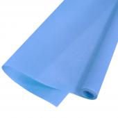 Упаковочная бумага, Пергамент 58гр (0,5*10 м) Голубой, 1 шт.
