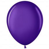 Шар (5''/13 см) Фиолетовый (260), пастель, 100 шт.
