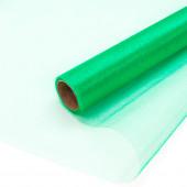 Органза (0,48*4,1 м) Ярко-зеленый, 1 шт.