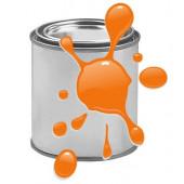 Краска для печати на воздушных шарах, Оранжевый, 0,87 л.