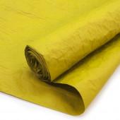 Упаковочная жатая бумага (0,7*5 м) Эколюкс, Фисташковый, 1 шт.