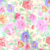 Скатерть, Цветочная пастель, 120*180 см, 1 шт.