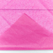 Упаковочная бумага, Тишью (0,5*0,65 м) Малиновый, 10 шт.