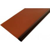 Упаковочная пленка матовая (0,7*7,5 м) Шоколадный, 1 шт.