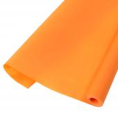 Упаковочная бумага, Пергамент (0,5*10 м) Оранжевый, 1 шт.