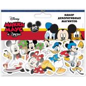Магнитные наклейки Микки Маус, 20 шт.