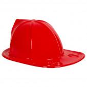 Шляпа Каска, Строитель, Красный