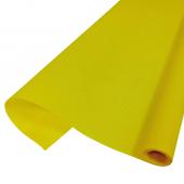 Упаковочная бумага, Пергамент (0,5*10 м) Желтый, 1 шт.