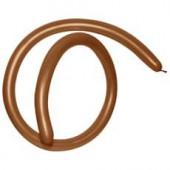 ШДМ (1''/3 см) Карамельный (075), пастель, 100 шт.