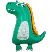 Шар (34''/86 см) Фигура, Динозаврик...
