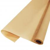 Упаковочная бумага, Пергамент 58гр (0,5*10 м) Светло-коричневый, 1 шт.