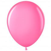 Шар (12''/30 см) Ярко-розовый (232), пастель, 100 шт.