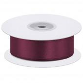 Лента атласная (5 см*22,85 м) Пурпурный, 1 шт.