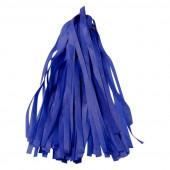 Гирлянда Тассел, Синий, 35*12 см, 12 листов.