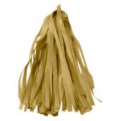 Гирлянда Тассел, Золото, 35*12 см, 12 листов.