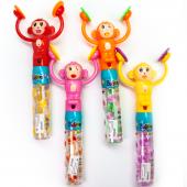 Мыльные пузыри Цирковая обезьянка, Ассорти, 50 мл, 12 шт.