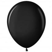 Шар (12''/30 см) Черный (299), пастель, 100 шт.
