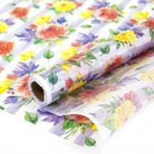Упаковочная бумага, Тишью (0,7*10 м) Бон-бутон, 1 шт.