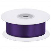 Лента атласная (5 см*22,85 м) Фиолетовый, 1 шт.