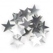 Конфетти Звезды, Серебро, 17 гр