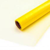 Органза (0,48*4,1 м) Светлое золото, 1 шт.