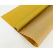 Упаковочная бумага, Крафт 70гр (0,7*10 м) Экошик, Оливковый, 1 ст, 1 шт.