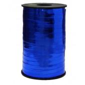 Лента (0,5 см*250 м) Синий, Металлик, 1 шт.