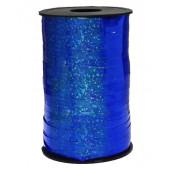 Лента (0,5 см*250 м) Синий, Голография, 1 шт.